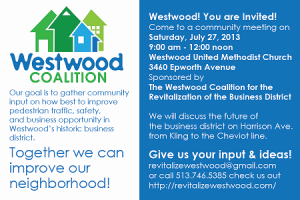 Invitation July 27 community meeting