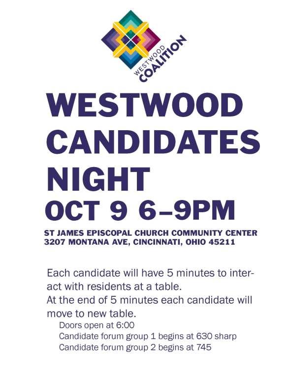Westwood Candidate Night 2017 v1 full sheet flyer
